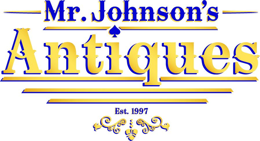Mr Johnson's Antiques Logo